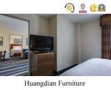 ホテルMDFのベニヤの寝室の家具(HD1029)