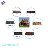 Китайский высокое качество строительных материалов с покрытием из камня металлические кровельные плитки