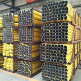 Tubo de aluminio sacado 6061 T5 T6