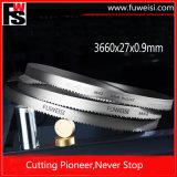 Надежное качество биметаллической пластины M51 Band пильного полотна 27X0.9X3/4tpi для стальных бар.