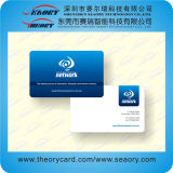 Cartão plástico superior do presente do PVC da qualidade Cr80