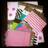 10*13 Zak van de Envelop van de zelf-Verbinding Mailer van de Kleur van de Streep van de douane de Poly Verschepende