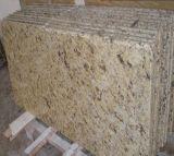 Natuurlijke Groene/Zwarte/Gele/Witte Countertop van het Graniet van /Brown voor Verschillende Projecten/Keuken/Ijdelheid/Hotel