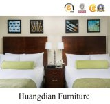 フォーシャンの工場ホテルの寝室の家具(HD1015)