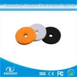 Pièce de PVC étanche RFID Tag/H3 en plastique ABS RFID Tag de jeton de disque