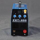 MMA ZX7-400GS 3 Elektrische Lasser van de Omschakelaar 400AMP van het fase220V/380V de Dubbele Voltage IGBT
