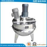 기계를 만드는 위생 200L 풀 또는 에멀션화 섞는 탱크를 요리하는 수직