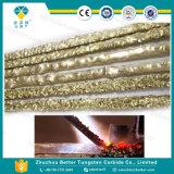 鋳造物の炭化タングステンの合成の溶接棒