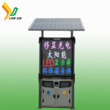 Panneau-réclame de publicité solaire des meilleurs prix