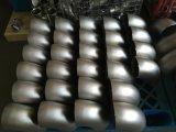 Ss304 316 Cotovelo, cotovelos de soldadura de aço inoxidável