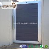 Foshan porte coulissante avec recycler WPC Clôture