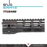 Picatinny Rail Handguard Keymod composite en fibre de carbone (G09M165)