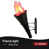 擬似火明滅の模範化装飾的なライトが付いている絹LEDの炎の効果ライト