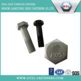 ASTM A325 schwere Hex Kopf-Schrauben/strukturelle Schraube