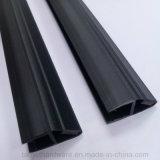 As vedações de PVC de cor preta para o vidro do Magneto 8-12mm (PS-10M-10)