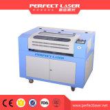 Acryl-/Plastik-/hölzerne /PVC-Vorstand CO2 Laser-Gravierfräsmaschine für Nichtmetall Pedk-6040
