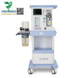 Ysav600d Китай медицинское оборудование ICU помещении Ce наркозному аппарату анестезии устройство анестезии с аппаратом ИВЛ