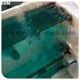 Vidrio templado de 12mm para puertas con AS/NZS2208