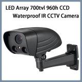 LED-Reihe 700tvl 960h imprägniern IRcctv-Gewehrkugel-Kamera