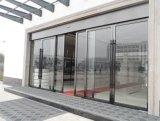 自動ガラス滑走のオフィスのドア