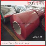 Anti corrosion PPGI pour le réservoir de stockage de pétrole avec la bonne qualité