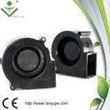 Petit ventilateur centrifuge 5W 12V de ventilateur de C.C de véhicule de Xinyujie 7530 75mm imperméable à l'eau