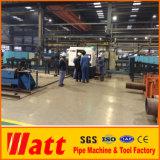Prefabbricazione di smussatura ad alta velocità stazionaria del tubo della macchina dell'estremità del tubo