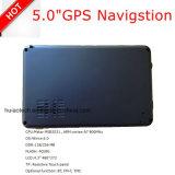 """"""" Percorso di GPS dell'automobile 5.0 caldi con il sistema di percorso di GPS di Wince 6.0, trasmettitore di FM, Avoirdupois-per nella macchina fotografica di parcheggio, navigatore Sat Nav di Bluetooth GPS, seguente il programma di GPS, Tmc"""