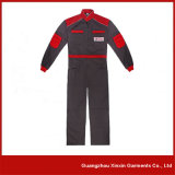 Custom larva Fashion Work uniform with Your Embroidery logo (W05)