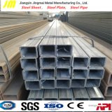 ASTM Q195/Q235 75*125*5.75mm de Rechthoekige Pijp van het Staal