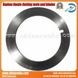 Lâmina de corte circular para industrial de papel