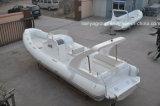 Liya 8.3mのガラス繊維の肋骨のボートの肋骨のボートの漁船のヨット