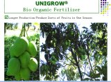 Bio fertilizante orgánico de Unigrow en cualquie establecimiento de la fruta