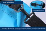 saco seco de flutuação impermeável do malote do Zipper 10L com a cinta de ombro dupla