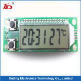Yellow-Green背景が付いている122X32穂軸LCMの図形LCD表示