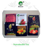 100% naturel Herbal Slimming Tea sachet de thé de nettoyage et de la désintoxication