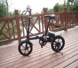 '' bici eléctrica del plegamiento eléctrico 16 con el motor del eje de 36V 250W