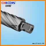 Morceau de foret magnétique de HSS avec la partie lisse universelle