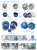 Protezioni della bottiglia di acqua da 5 galloni per 5 galloni