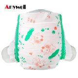 Tecido comum do bebê da qualidade do tipo popular seco super do tecido dos miúdos