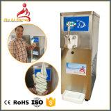 Menor custo pequena mesa Top Soft servem sorvete máquina