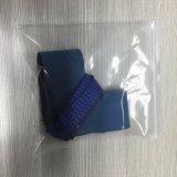 De blauwe Zwarte ESD Nylon Riem van de Hiel