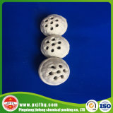 Sfera di ceramica dell'allumina porosa per Hydroprocessing