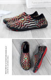 Aqua Men&Women обувает обувь заплывания неопрена ботинок напольной заводи в верхней части потока ботинок воды пляжа Snorkeling Non-Slip облегченную