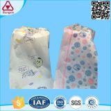 Imprimé pour Bébé doux film PE Diaper faisant l'usine de matières premières couches de bébé