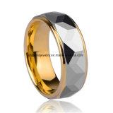 Bague de bijou de tungstène de qualité de bijou de corps de Shineme (TSTG032)