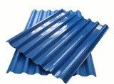 Feuille en acier ondulée galvanisée de toit de paquet d'étage