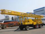 400mのトレーラーによって取付けられる携帯用井戸の掘削装置