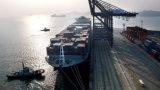 Frete de mar do agente da logística do transporte de Guangdong a Jordão
