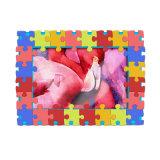 Blocco per grafici promozionale all'ingrosso della foto del PVC del regalo 3D